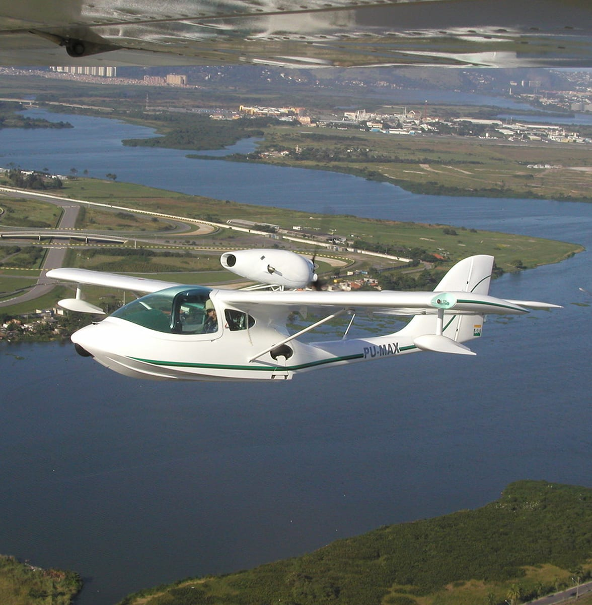 Light-Sport Aircraft seaplane maker Seamax Aircraft has delivered the first Seamax M-22 aircraft designed with Instrument Flying Rules (IFR) capabilit
