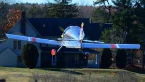 Carroll-Flight-Test