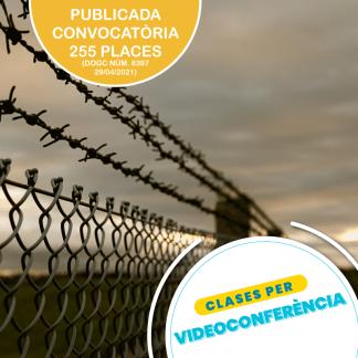 Tècnic d'especialistes – Serveis penitenciaris