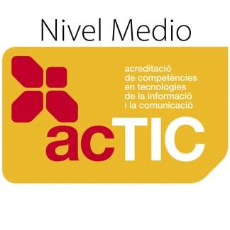 acTIC Nivel medio
