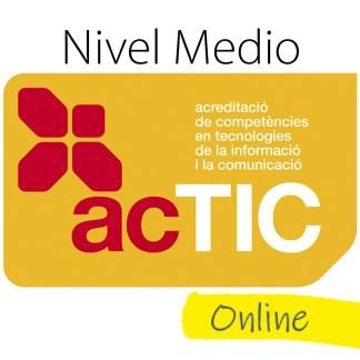 acTIC Nivel Medio online