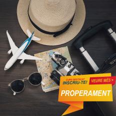 Subvencionada aturats | Venda de productes i serveis turístics
