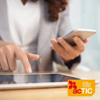 Tratamiento de la información (ACTIC Medio y Avanzado). (60 h)