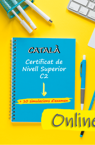 Català C2+10 Simulacions d'examen