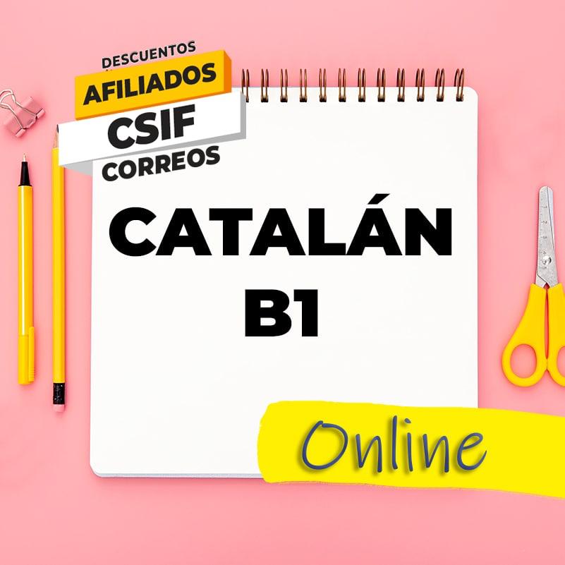 Catalán B1