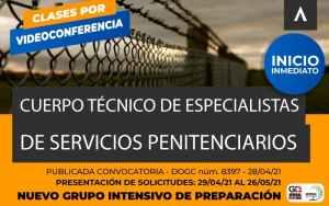 Servicios penitenciarios
