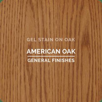 American Walnut Stain On Pine