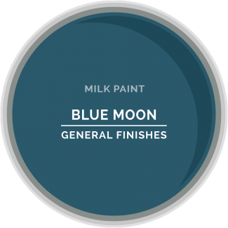 Milk Paint Outdoors