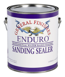 How To Apply Sanding Sealer