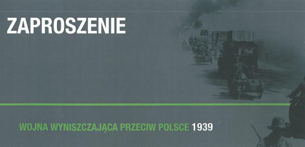 Wojna wyniszczająca przeciw Polsce 1939 r.