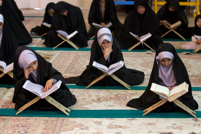 Studying the Quran