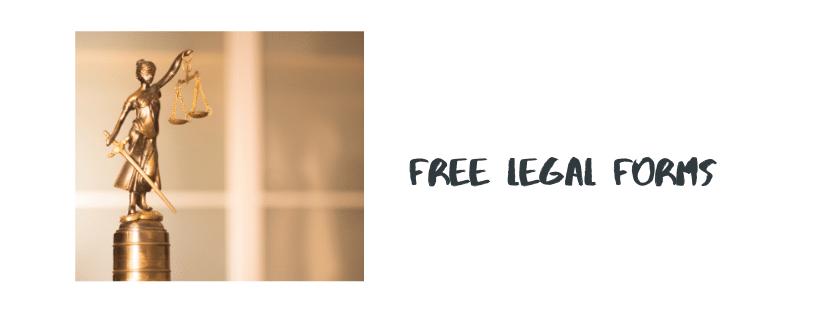 Free Legal Forms