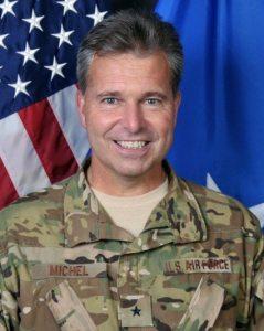 General John E. Michel