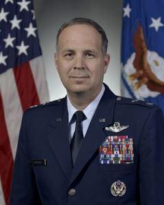 Major General Jerry P. Martinez