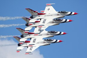 thunderbirds USAF