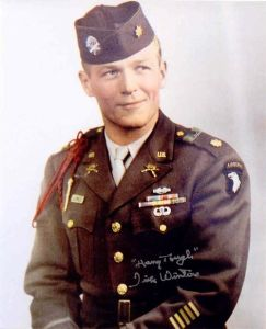Maj Dick Winters sought out and accepted responsibility