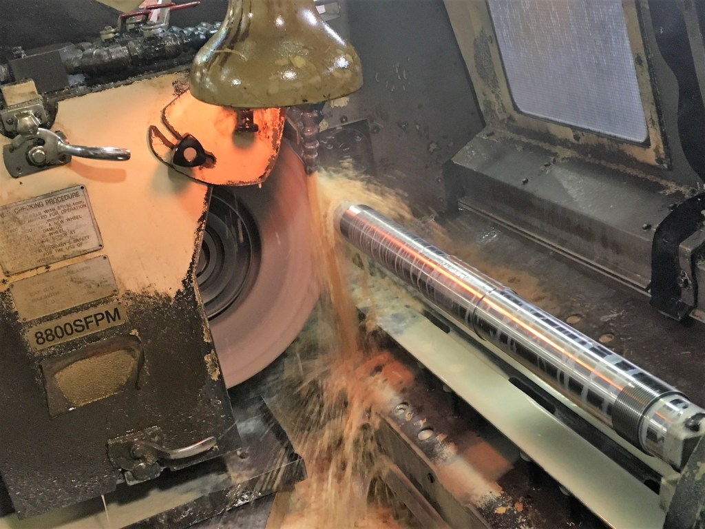 Outer Diameter Grinding