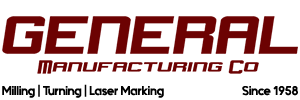 General Manufacturing Company | Precision Machine Shop