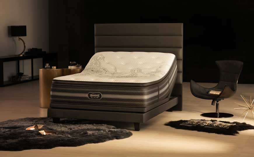 Simmons Beautyrest Black Mattresses  Free Nationwide Delivery