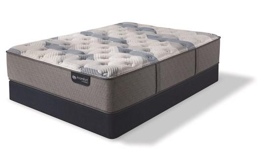 Serta Icomfort Hybrid Blue Fusion 100 Firm Mattress