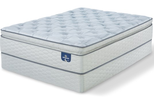 Serta Sertapedic Carterson Firm Pillow Top