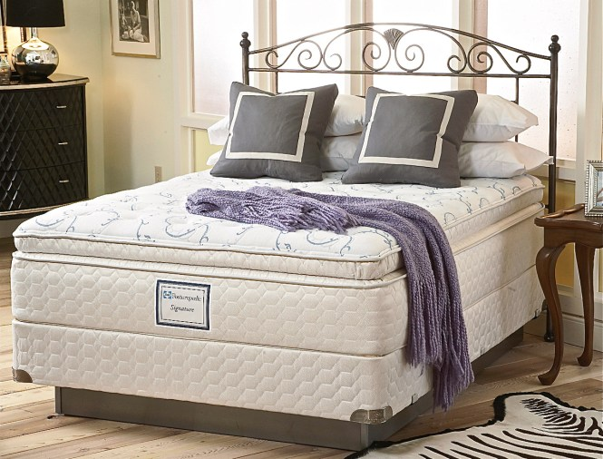 Sealy Posturepedic Signature Series Plush Pillow Top