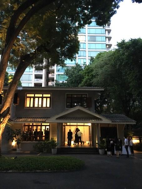THE HOUSE OF FRITZ HANSEN, BANGKOK