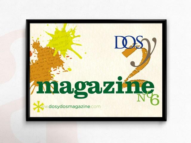 Portada |  Dos y dos magazine