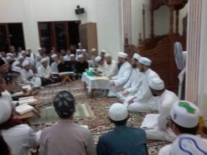 Khataman dan Ijazah kitab Kanzu ar-Raghibin Syarh Minhaj ath-Thalibin li an-Nawawi karya Imam Jalal ad-Din al-Mahalli-02
