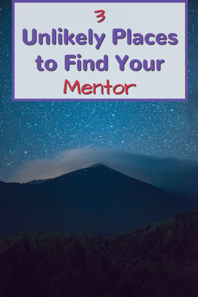 Mentors can be instrumental in guiding you toward success. But where do you find them? Discover three unexpected places to find those who will both directly and indirectly impact your life. | finding mentors | mentors | education after school | role models |