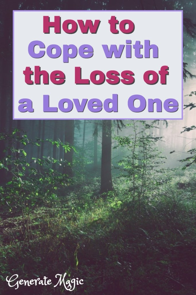 How do you cope with the loss of a loved one? Discover both practical and spiritual tips for healing. I'll also reveal how these experiences can act as valuable tools for wisdom and growth. | coping with death | what happens after death | death of a loved one | healing after death | signs from loved ones in heaven | writing your legacy | having an impact |