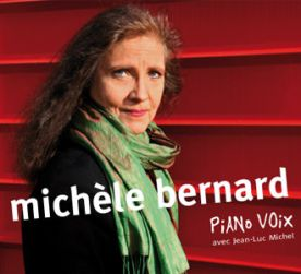 Bernard Michele CD-pianovoix