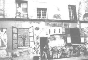La Maison de Quartier Place des Fêtes Avenir