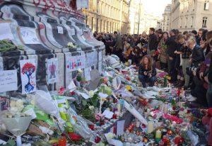 Paris Apres les attentats - 2015
