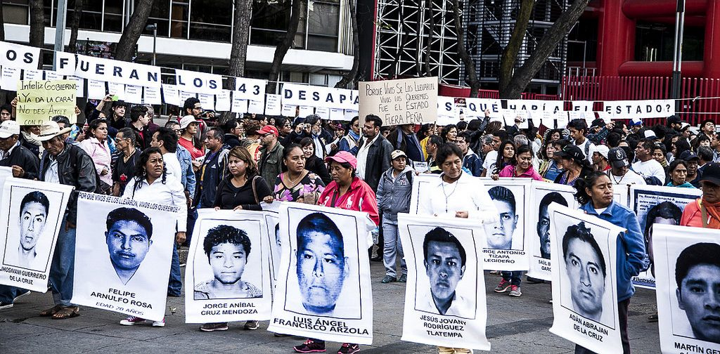 LA LUCHA DE LOS HECHOS EN IGUALA