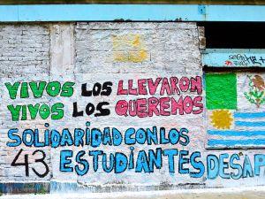 """Les 43 jeunes d'Iguala au Mexique, """"affaire classée""""?"""