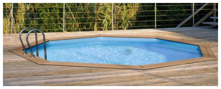 piscines bois en kit