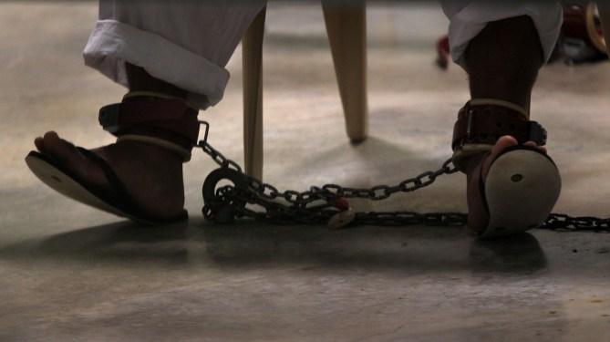 amnesty saidnaya prison Syria