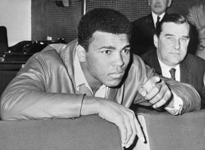 Mohammed Ali!!!