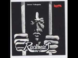 Racionais MCs Sao Paulo *1988