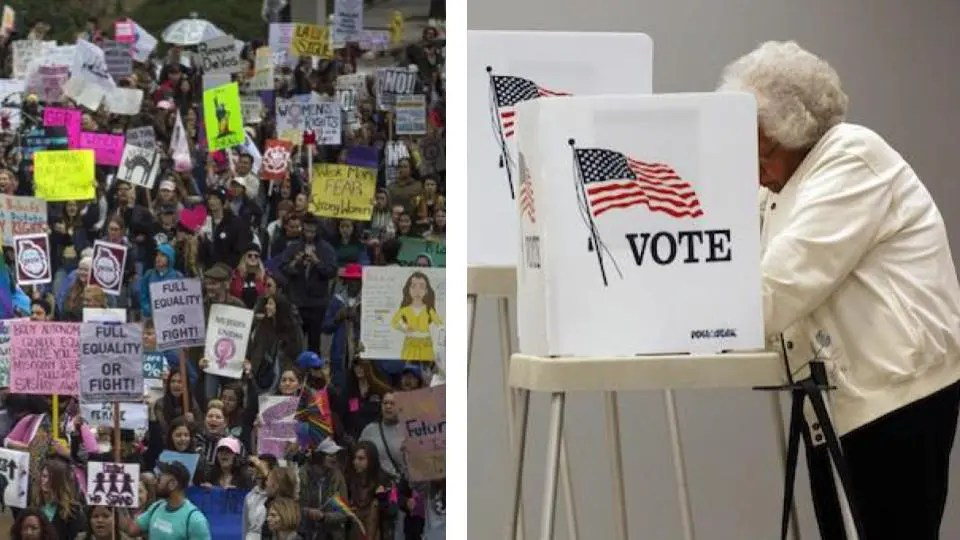 San Diego Union-Tribune: Is today's political engagement a fad or the new reality?