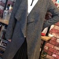 Blanket coat #3