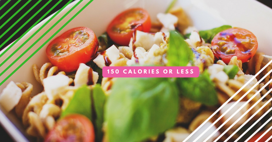 150 cals or less