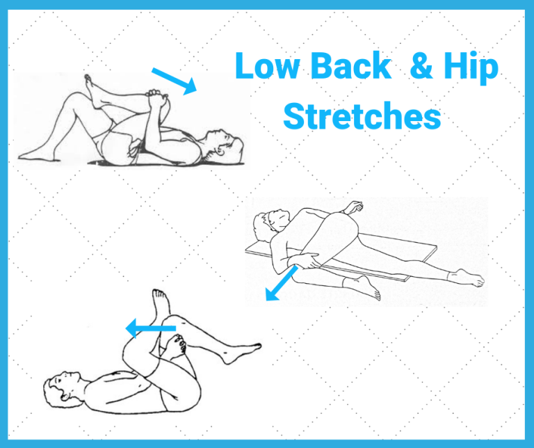 Low Back Stretches