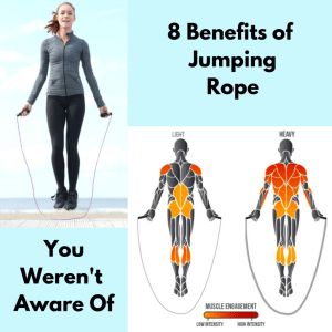 8 Benefits of Jumping Rope You Weren't Aware Of