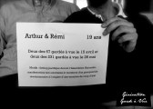 5. Arthur et Rémi