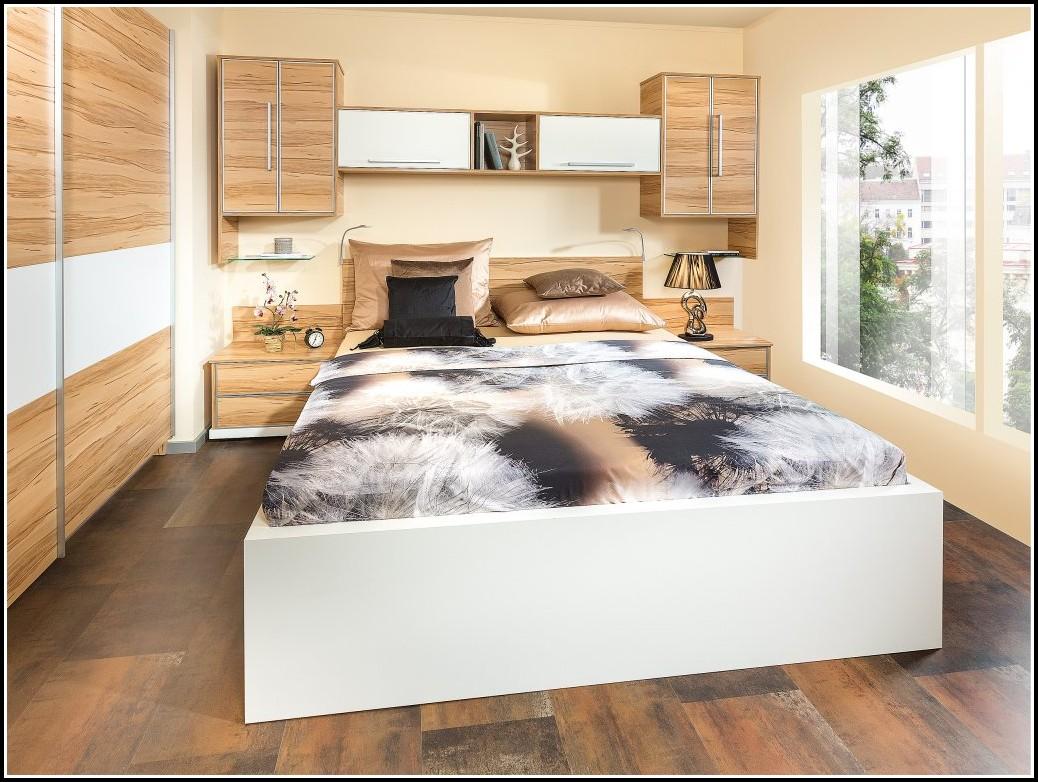 überbau Schlafzimmer Mit Boxspringbett | Schlafzimmer ...