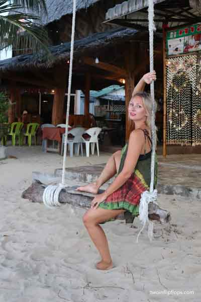 Thailand Koh Lanta Swing