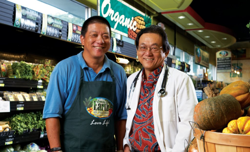 Dr Shinitani and Lambert Lee - Generations Magazine - February - March 2012.jpg