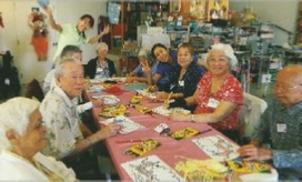 Sakura House Volunteers - Generations Magazine - April - May 2012